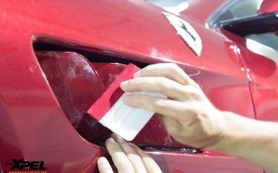 XPEL Full Car Paint Protection Film | Ferrari GT4C Lusso