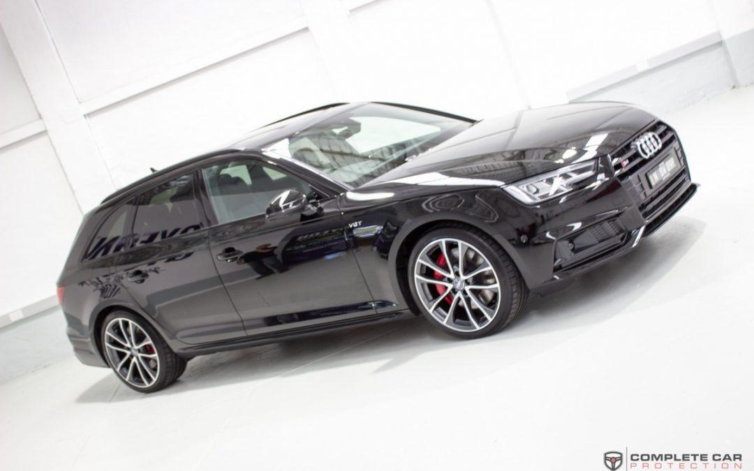 Audi S4 Avant GYEON quartz Duraflex Protection
