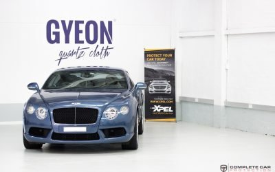 Bentley Continental XPEL ULTIMATE PPF