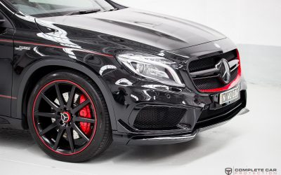 Mercedes GLA45 GYEON quartz & XPEL PPF- The ULTIMATE Protection Package
