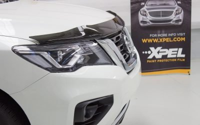 Nissan XTrail – Protection for all the Family with XPEL ULTIMATE PLUS PPF