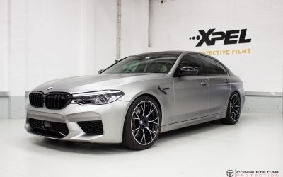 BMW M5 Competition – XPEL STEALTH Transformation