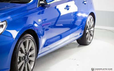 Hyundai i30 SR Ceramic Paint Protection