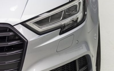 Audi S3 8V Sedan GYEON SiO2 Protection